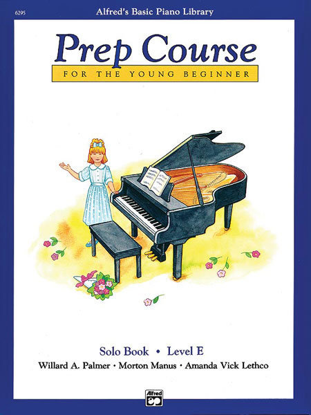 View larger image of Alfred's Basic Piano Prep Course: Solo Book E