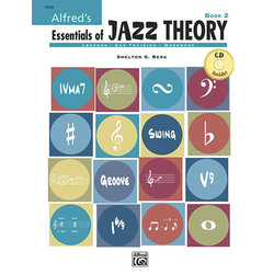 Alfred's Essentials of Jazz Theory, Book 2 w/CD