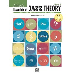 Alfred's Essentials of Jazz Theory, Book 3 w/CD
