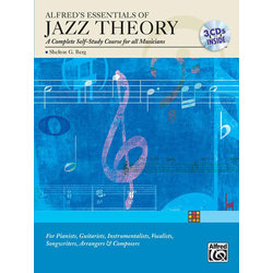 Alfred's Essentials of Jazz Theory, Self Study: Complete w/3CDs