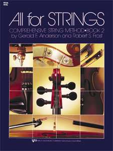 View larger image of All For Strings Book 2 - Viola