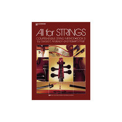 All for Strings Book 3 - Piano Accompaniment
