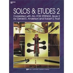 All For Strings Solos & Etudes 2 - Double Bass