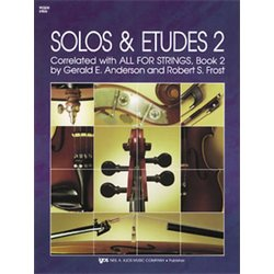All For Strings Solos & Etudes 2 - Violin