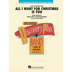 All I Want for Christmas Is You (Mariah Carey) - Score & Parts, Gr 2