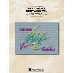 All I Want For Christmas Is You - Score & Parts, Gr 3
