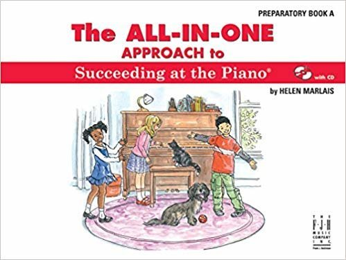 View larger image of All-In-One Approach to Succeeding at the Piano, Preparatory Book A