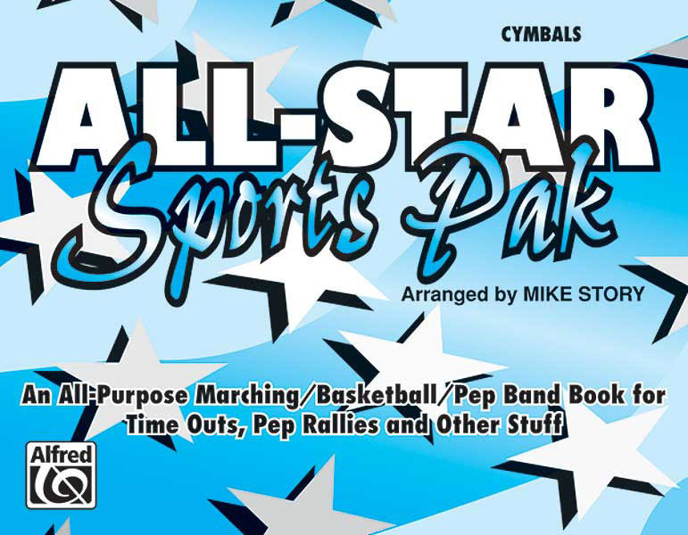 View larger image of All Star Sports Pak - Cymbals