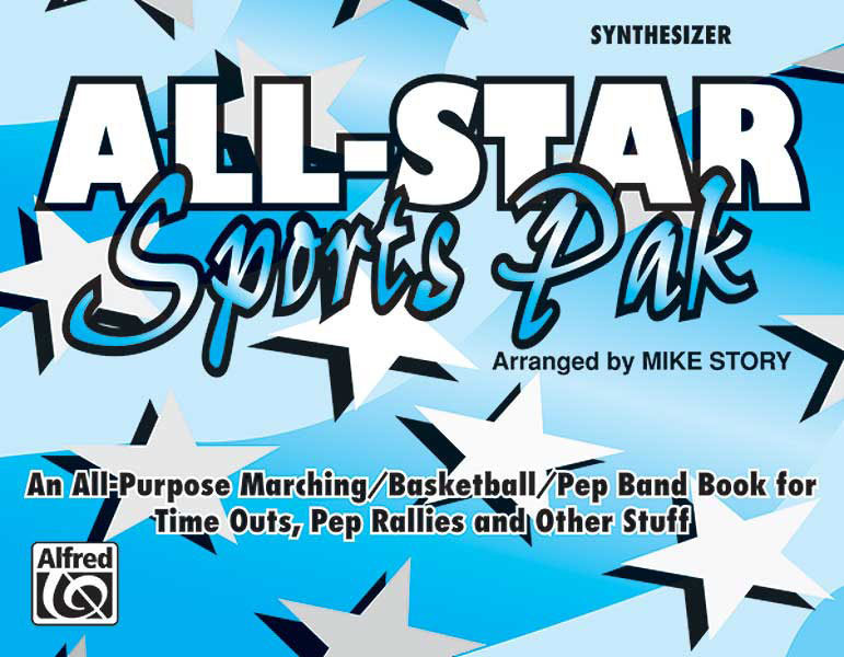 View larger image of All Star Sports Pak - Synthesizer