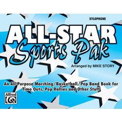 All Star Sports Pak - Xylophone