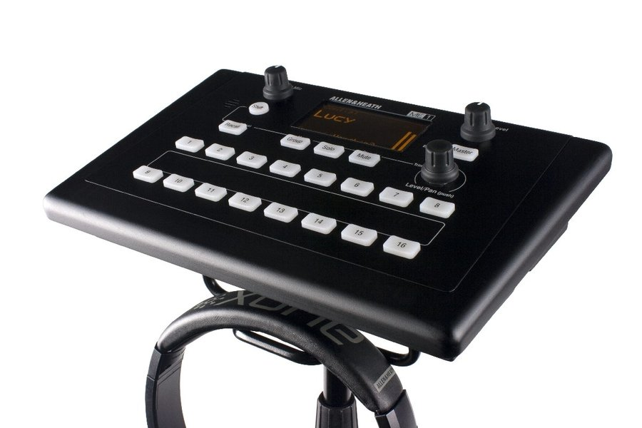View larger image of Allen & Heath ME-1 Personal Mixer