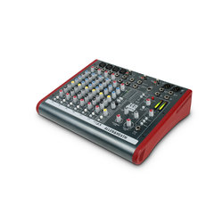 Allen & Heath ZED-10FX Multipurpose Mixer with FX Four Live Sound and Recording