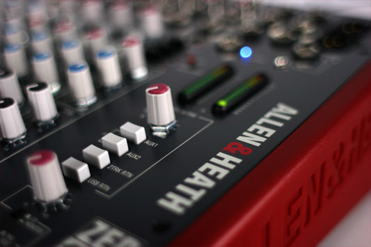 View larger image of Allen & Heath ZED-14 Multipurpose Mixer for Live Sound and Recording