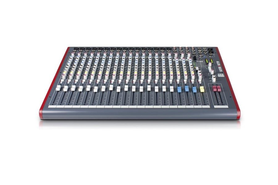 View larger image of Allen & Heath ZED-22FX Multipurpose Mixer with FX for Live Sound and Recording