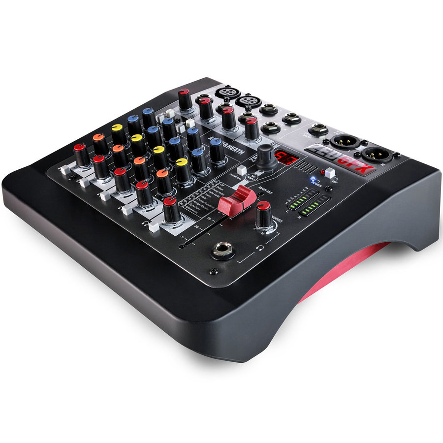 View larger image of Allen & Heath ZED-6FX Analogue Mixer with FX