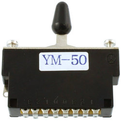 AllParts 5-Way Blade Switch for Imported Guitars