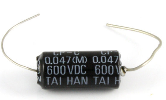 View larger image of AllParts Black Bee Capacitor - .047