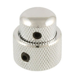 Allparts Concentric Stacked Knobs - Chrome