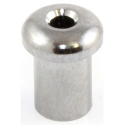 View larger image of AllParts Loading Ferrules - Chrome, 6 Pack