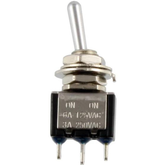 View larger image of AllParts On-On SPDT Mini Switch