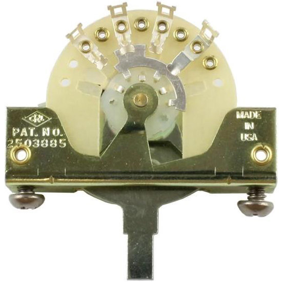 View larger image of AllParts Original CRL 5-Way Blade Switch