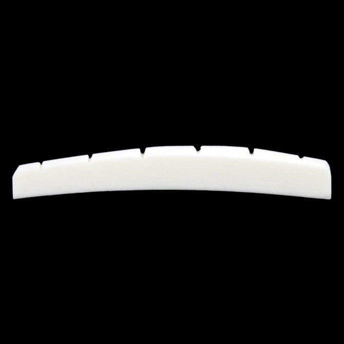 View larger image of Allparts Slotted Bone Nut - Bulk Pack