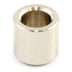 AllParts String Ferrules -  Nickel, 6 Pack