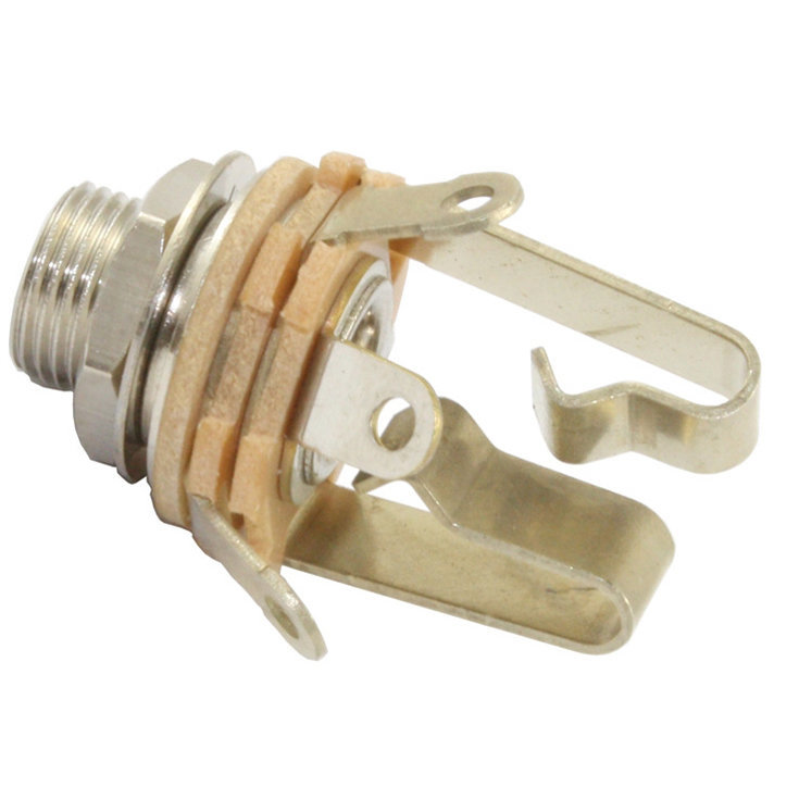View larger image of Allparts Switchcraft Stereo Input Jack Bulk Pack - 50 Pack
