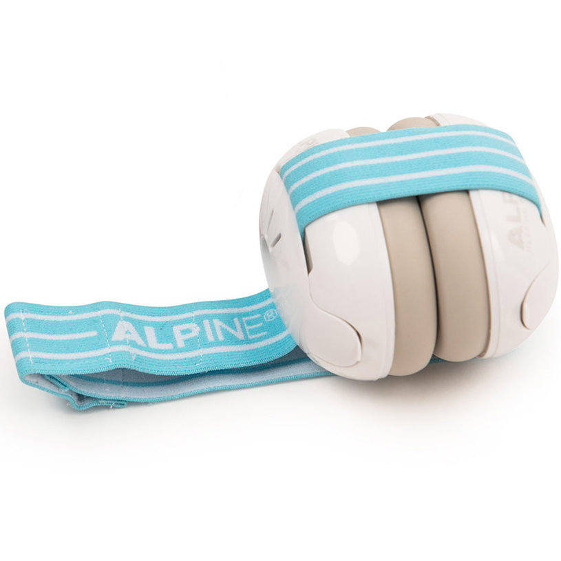 View larger image of Alpine MuffyBaby Hearing Protection Earmuffs - Blue