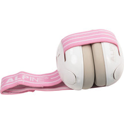 Alpine MuffyBaby Hearing Protection Earmuffs - Pink