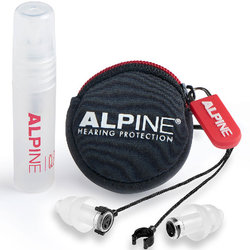 Alpine PartyPlug Pro Natural Ear Plugs