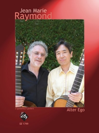 View larger image of Alter Ego (Raymond) - Guitar Duet
