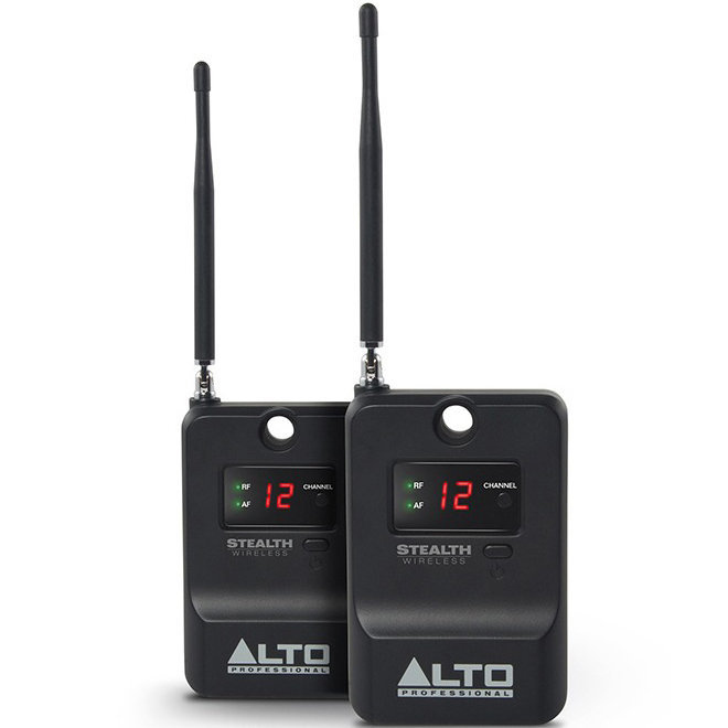 View larger image of Alto Professional Stealth Expander Pack