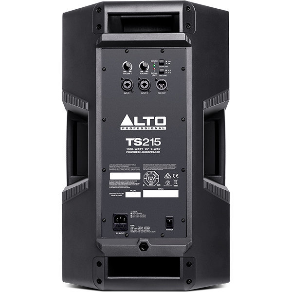 View larger image of Alto Professional Truesonic TS215 15 2-Way Powered Speaker