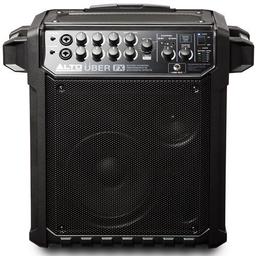 View larger image of Alto Professional Uber FX Portable PA System