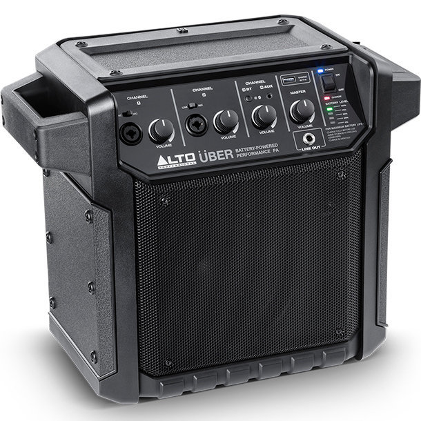 View larger image of Alto Professional Uber PA Portable PA System