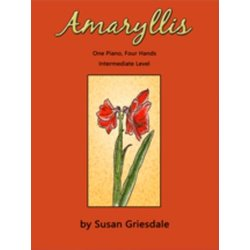 Amaryllis (Griesdale) - Piano Duet (1P4H)
