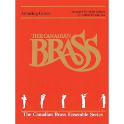Amazing Grace - The Canadian Brass (Brass Quintet)