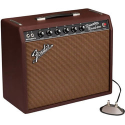 Fender Limited Edition '65 Princeton Reverb G12H65 Guitar Combo Amp - British Sable