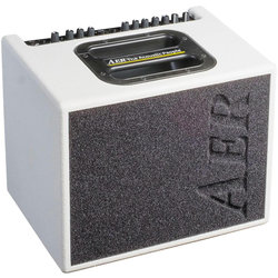 AER Compact 60/4-WSF Guitar Amp - White Structured