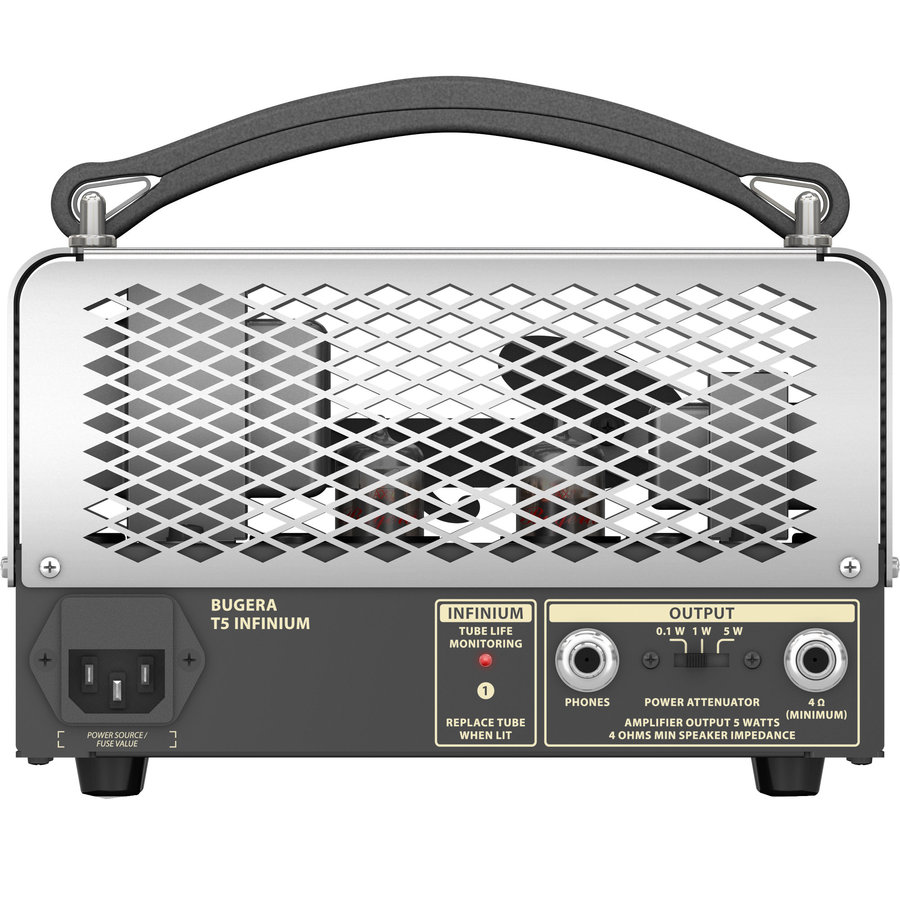 View larger image of Bugera T5 Infinium Cage-Style Tube Amp Head