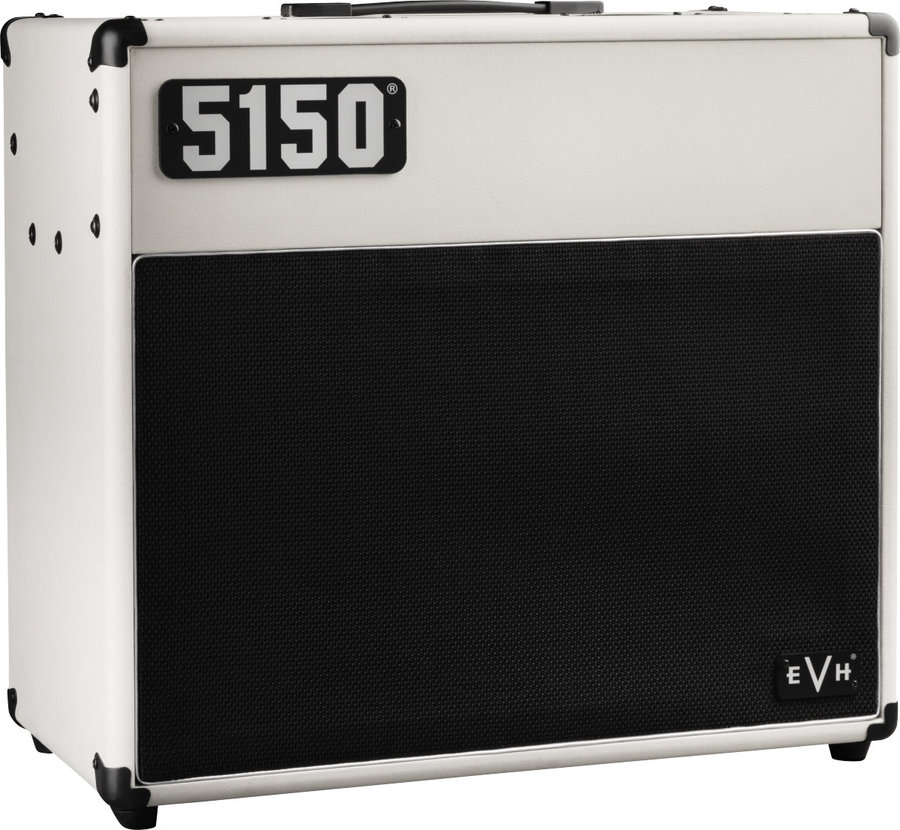 View larger image of EVH 5150 Iconic Series Guitar Combo Amp - Ivory