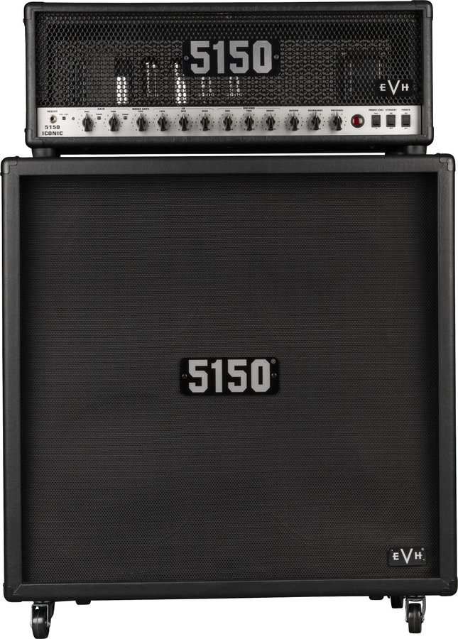 View larger image of EVH 5150 Iconic Series Guitar Combo Amp - Black