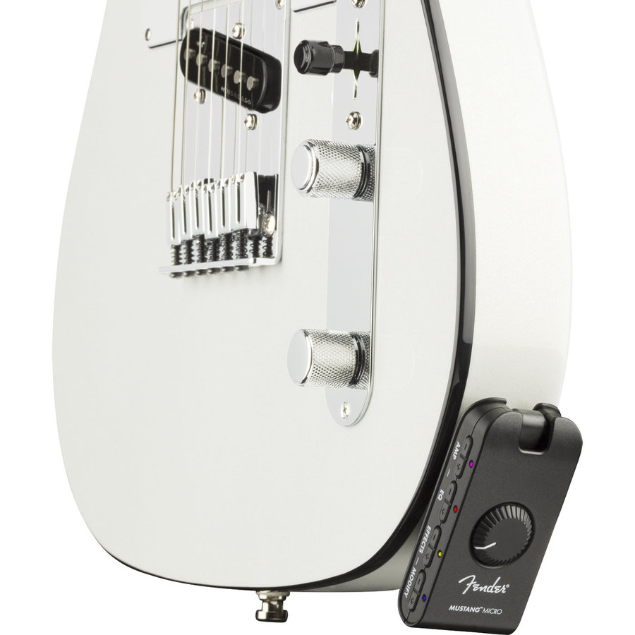 View larger image of Fender Mustang Micro