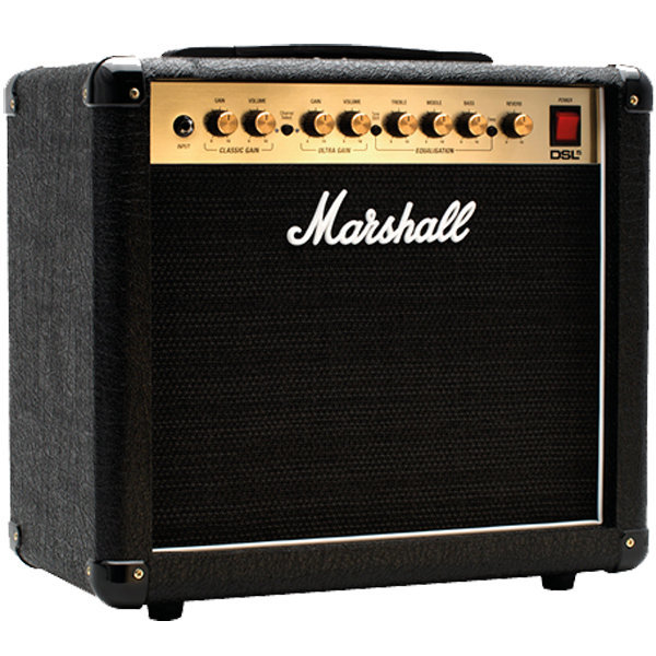 View larger image of Marshall DSL5CR Tube Combo Amp