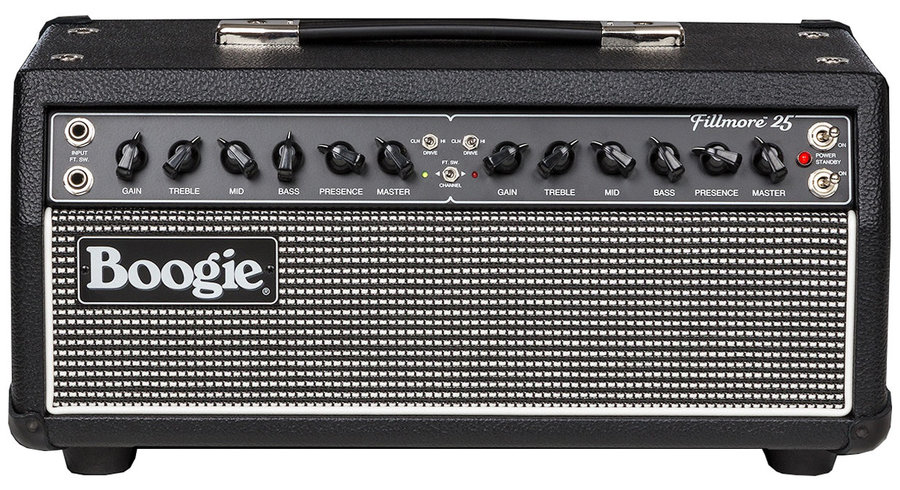 View larger image of Mesa/Boogie Fillmore 25 Tube Head