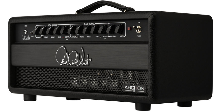 View larger image of PRS Archon 50 Two-Channel Guitar Amp Head