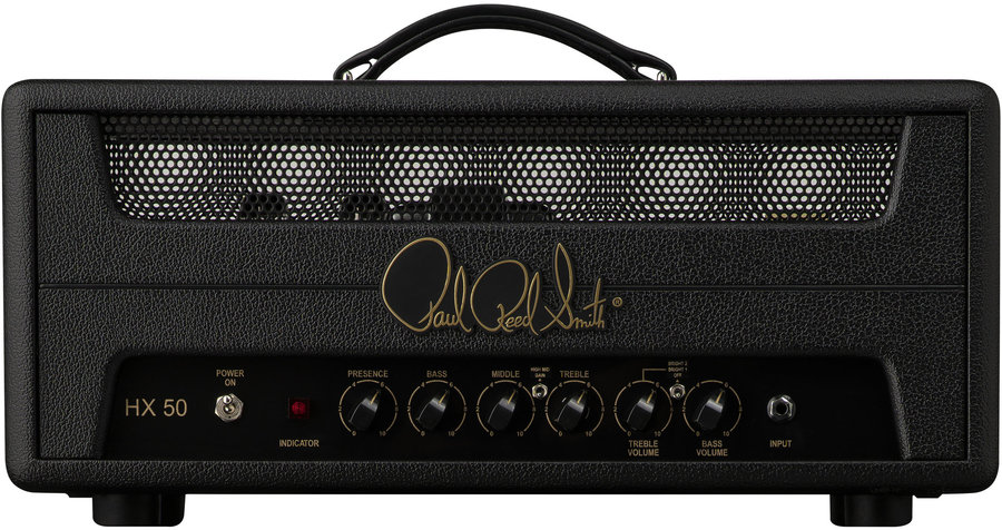 View larger image of PRS HX 50 Guitar Amp Head