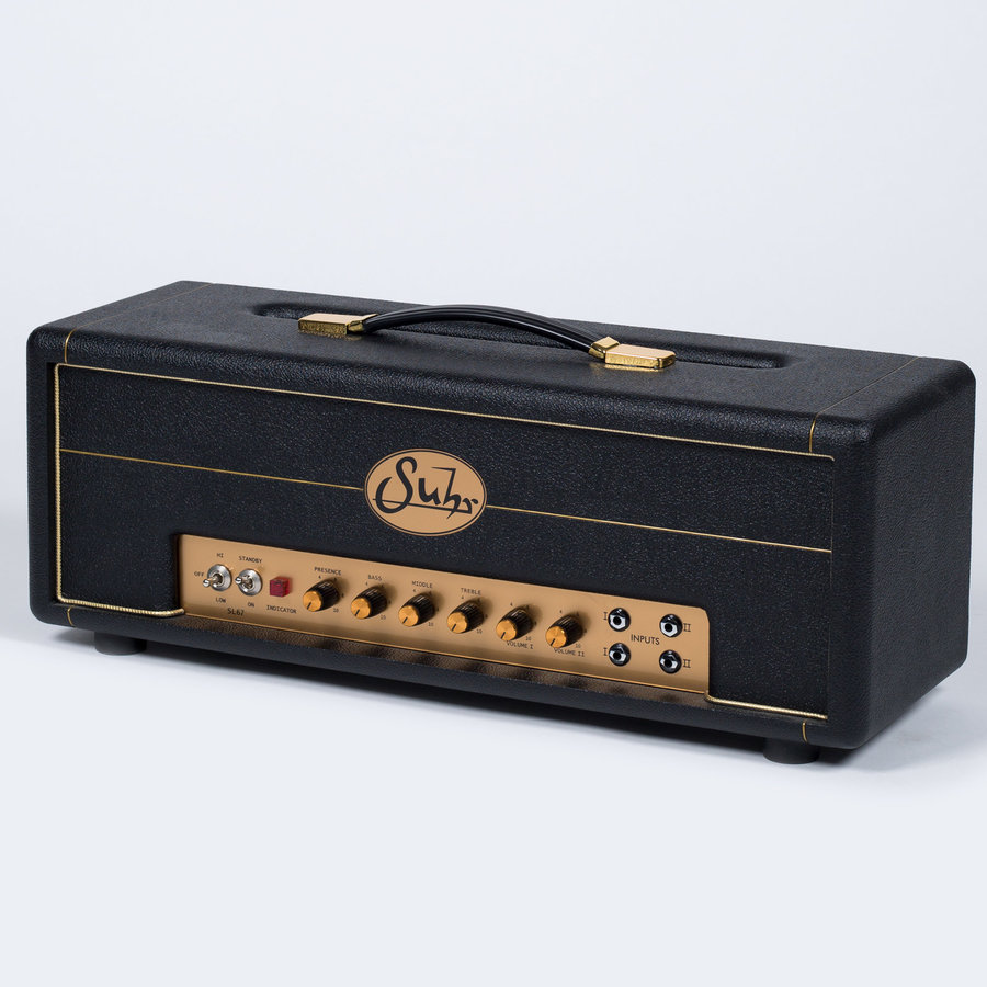 View larger image of Suhr SL67 Amp Head