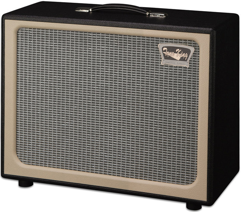 View larger image of Tone King Imperial 112 Cab Guitar Speaker Cabinet - Black